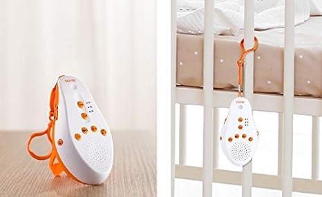 Amazon.com: Domie - Máquina de sonido portátil para bebé ...