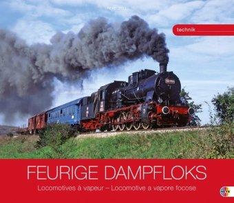 Feurige Dampfloks 2011: Eisenbahn-Nostalgie rund um den Globus