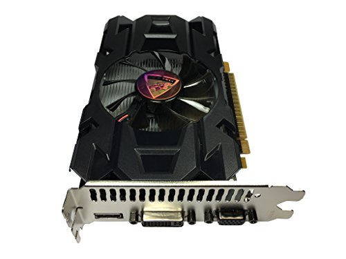 ViewMax GeForce GT 740 4GB GDDR3 128 Bit PCI Express (PCIe) DVI Video Card HDMI & HDCP Support CYBERWOLF Legendary Edition by VIEW MAX (Image #2)'