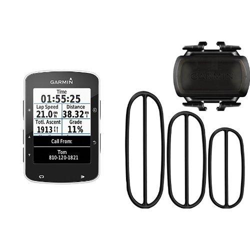 Garmin Edge 520 + Sensor de cadencia para bicicleta