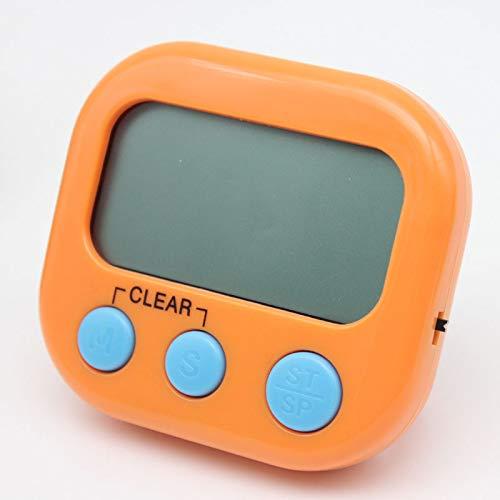 ETbotu - Temporizador de Cocina Digital con Pantalla LCD y función Atril, Temporizador de Cocina, Temporizador de Cocina, Alarma