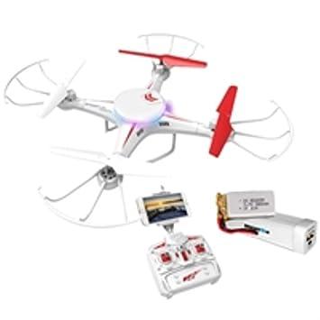 Dron BRIGMTON KIT BDRON 401 WF BDRON-401 cámara HD Wifi + batería ...