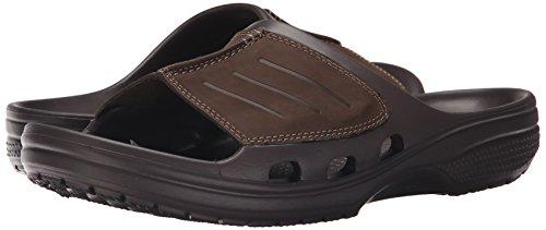 Pictures of Crocs Men's Yukon Mesa Slide Sandal D(M) Mens 4