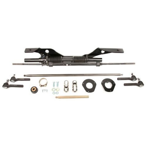 Unisteer 8001120-01 Manual Rack and Pinion Kit for Ford Mustang