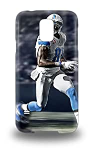 NFL Detroit Lions Calvin Johnson #81 Fashionable Phone Case For Galaxy S5 With High Grade Design ( Custom Picture iPhone 6, iPhone 6 PLUS, iPhone 5, iPhone 5S, iPhone 5C, iPhone 4, iPhone 4S,Galaxy S6,Galaxy S5,Galaxy S4,Galaxy S3,Note 3,iPad Mini-Mini 2,iPad Air )