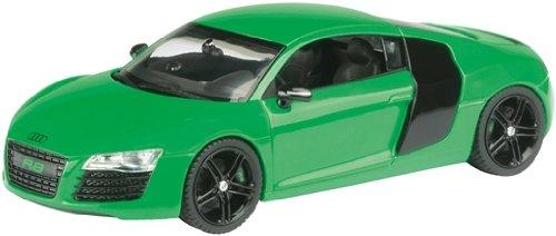 Schuco 450478700 - Audi R8, signal grün, Sammlermodell, 1:43