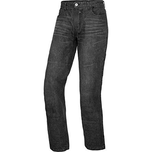 9c02e0068a9a Spirit Motors Motorradhose, Jeanshose, Motorradjeans Herren Jeans mit  Schutzfunktion, 5-Pocket-Jeans im Boot-Cut Style, Taschen für  Knieprotektoren, ...