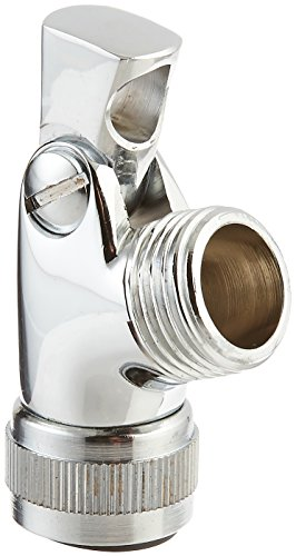 Whitehaus WH172A1-POCH Showerhaus Brass Swivel Hand Spray Connector for Use with Mount Model Number Polished Chrome