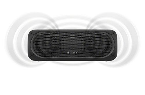 Sony XB40 Portable Wireless Bluetooth Speaker, Black (2017 Model) SRS-XB40/BLK (Certified Refurbished) by Sony (Image #4)