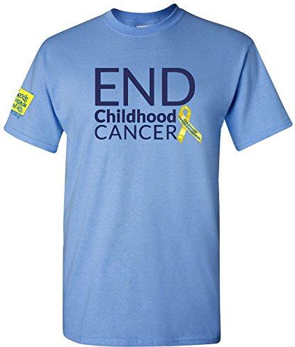 Alex Lemonade Stand (Childhood Cancer Awareness Shirt (Small))