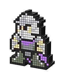 PDP Pixel Pals Teenage Mutant Ninja Turtles Shredder Collectible Lighted Figure, 878-037-NA-SHREDDER