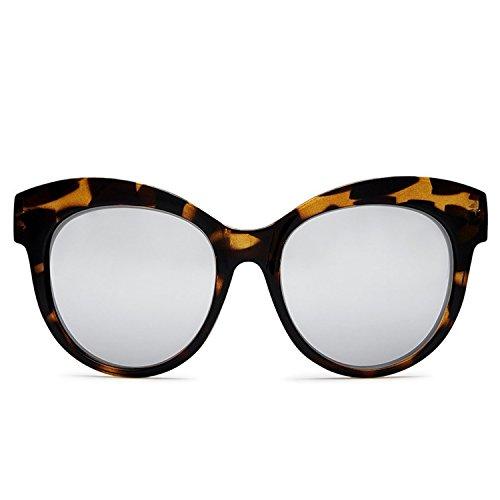Quay Australia MAIDEN Women's Sunglasses Oversized Round Cat Eye - - Sunglasses Australia Cat Eye