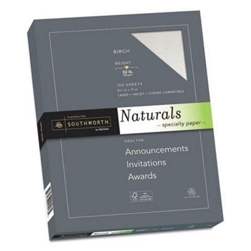 Southworth Naturals Specialty Paper, 8 1/2