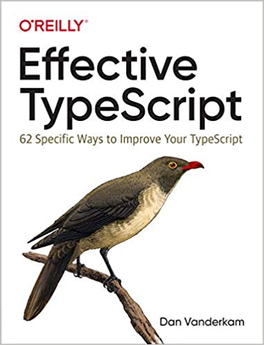 cover of effective typescript