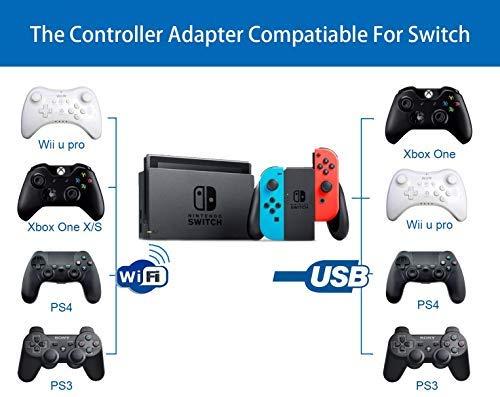 Doklos Wireless Bluetooth Controller Adapter Converter Adaptor
