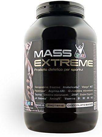 Net Mass Extreme 1500 g. Chocolate Blanco