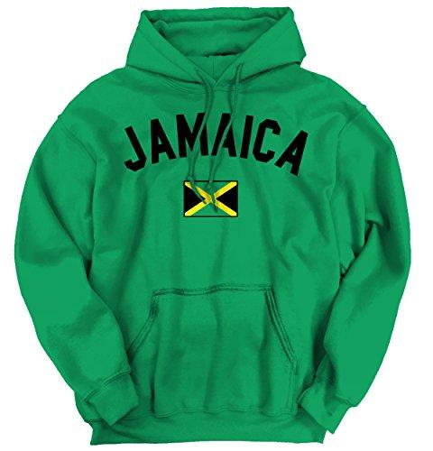 Jamaica Mens Hoodie - 4