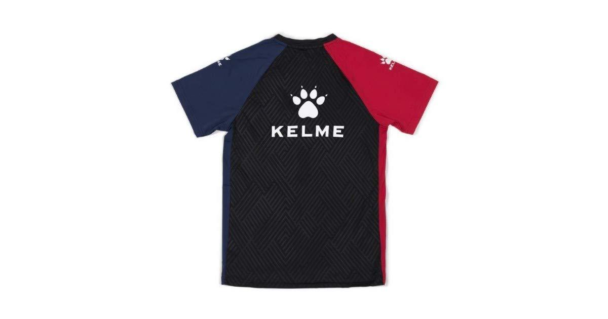 KELME - Camiseta M/c 18/19 Kirolbet Baskonia: Amazon.es: Deportes ...