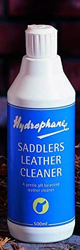Hydrophane Saddlers Leather Cleaner -17oz