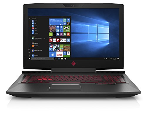 HP OMEN 17 i7 17.3 inch IPS SSHD Black