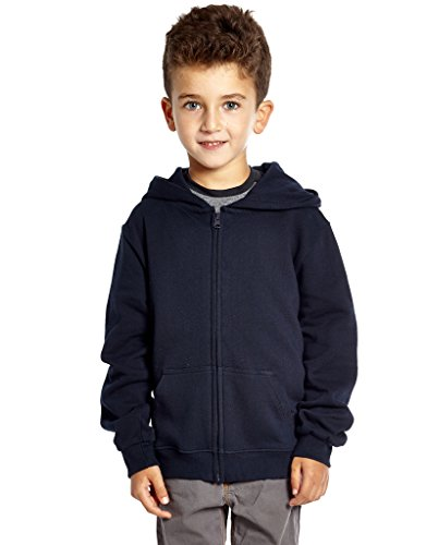 Leveret Boys Girls one hundred% Cotton Hoodie (Measurement 2 Toddler-14 Years) Variety Of Colors – DiZiSports Store