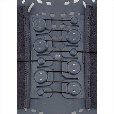 Miami Lumbar Belt Size: 6X - 62'-66' waist, Style: Reg or Slim by Ossur (Image #5)