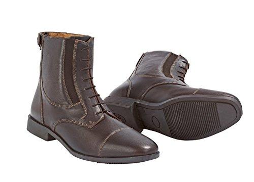 Style 38 Jodhpur braun Twice Schwarz stiefelette 8PwpxwnC