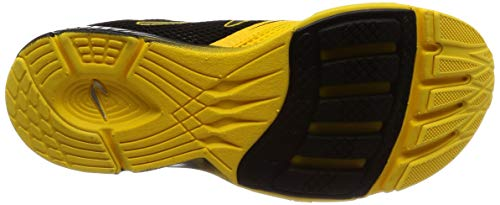Newton Running Men's Distance 7 Black/Yellow 12 D US for sale  Delivered anywhere in USA