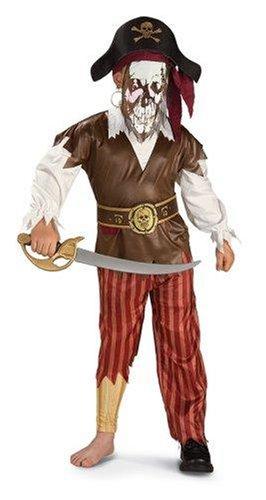 Masquerade Concepts Costumes Peg Leg Pirate - Child's Medium ()