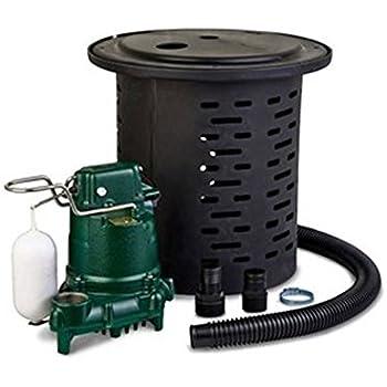 Zoeller M53 Sump Pump Kit - - Amazon.com