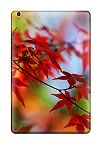 Top Quality Protection Japanese Maple Leaves Cases Covers For Ipad Mini