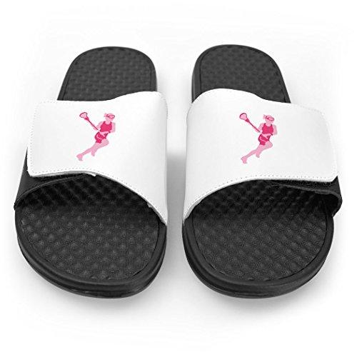 Sandtal Slide Sandtexksports White Girls - Lax Girl Pink