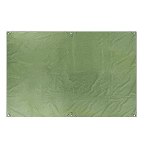 判決グラマーシンプルさTriwonder 多機能 タープ天幕 グランドシート 防水シート 軽量小型 テントシート キャンプマット 収納袋付き