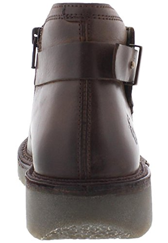 Fly London Amie954fly, Botas Desert Para Mujer Brown