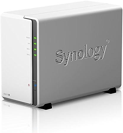 Synology DS215j - Unidad Raid (Armada 375, DDR3, Serial ATA III ...