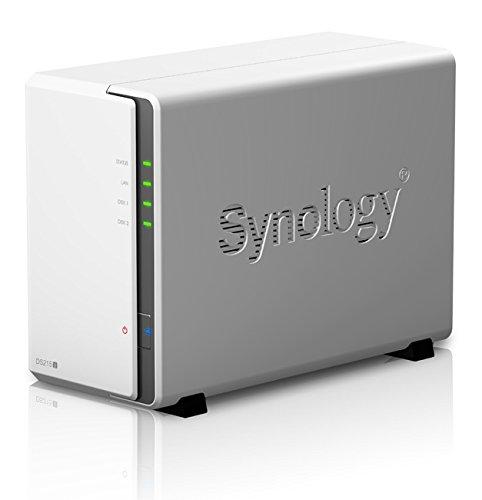 212 opinioni per Synology DS215j- NAS & storage servers (Armada 375, DDR3, Serial ATA III,