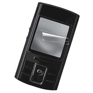 Bluetrade - Lote de protectores de pantalla para Sony Ericsson S700 (2 unidades, 40 x 60 mm)