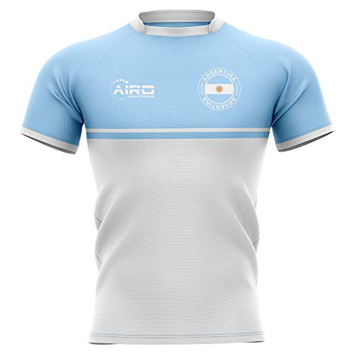 Airo Sportswear 2019-2020 Argentina Training Concept Rugby Football Soccer T-Shirt Jersey
