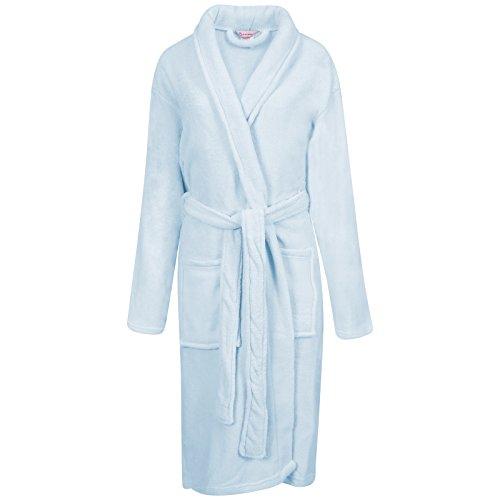 Loving Moments - Pijama - para mujer azul claro