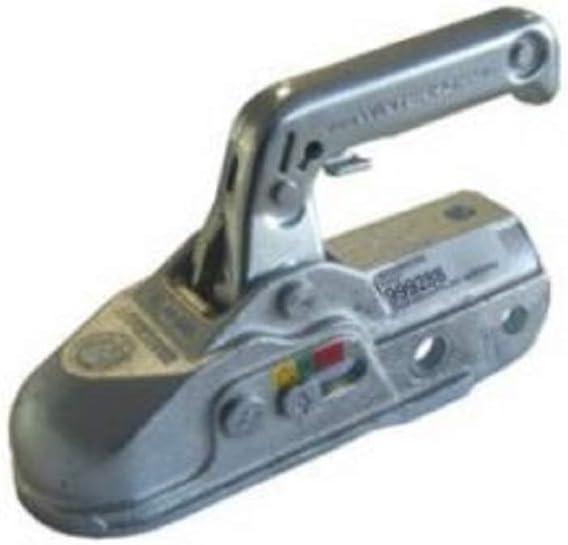 Humbaur Zugkugelkupplung WW 30-K /Ø 50mm Horizontal Verschraubung 14 //12mm