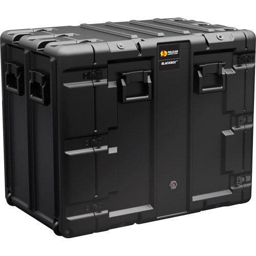 Pelican Storm Case Hardigg Double End Rackmount (BLACKBOX-14U) - Recycled Medium Camera Case