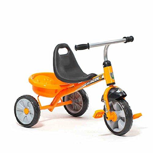 venderse como panqueques Naranja QWM-Las QWM-Las QWM-Las Bicicletas Infantiles para bebés Los niños del Triciclo Triciclo del bebé Deportiva Montar Bicicleta Regalo para niños  precioso