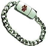 Throwback Legacy EMR MediChip ID Bracelet by