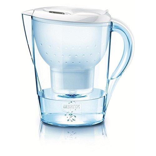 Brita Marella XL Wasserkaraffe 3.5L, Weiß