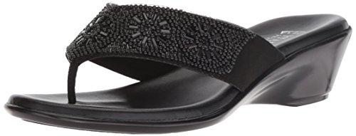 Pictures of ITALIAN Shoemakers Women's Lumene Wedge Sandal 5790S8X 1