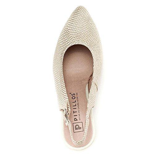 Talons Femme Chaussures Pitillos Or à wq1p4SEa