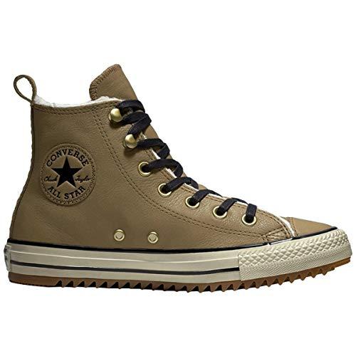 Converse Chuck Taylor All Star Hiker Boot Sneaker Teak/Black/Natural Ivory 7 M US