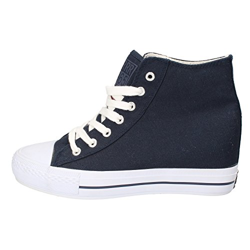 Femme 41 Sneakers Jeans Carrera Eu Bleu Toile x744fw