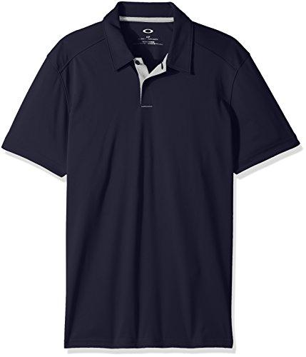 Oakley Men's Divisonal Polo, Fathom, L (Oakley Fathom)