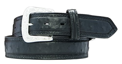 Embossed Print Belt (Silver Canyon Mens 1.5